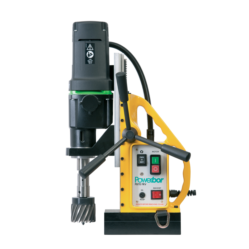 Powerbor PB70FRV Electromagnetic Drill